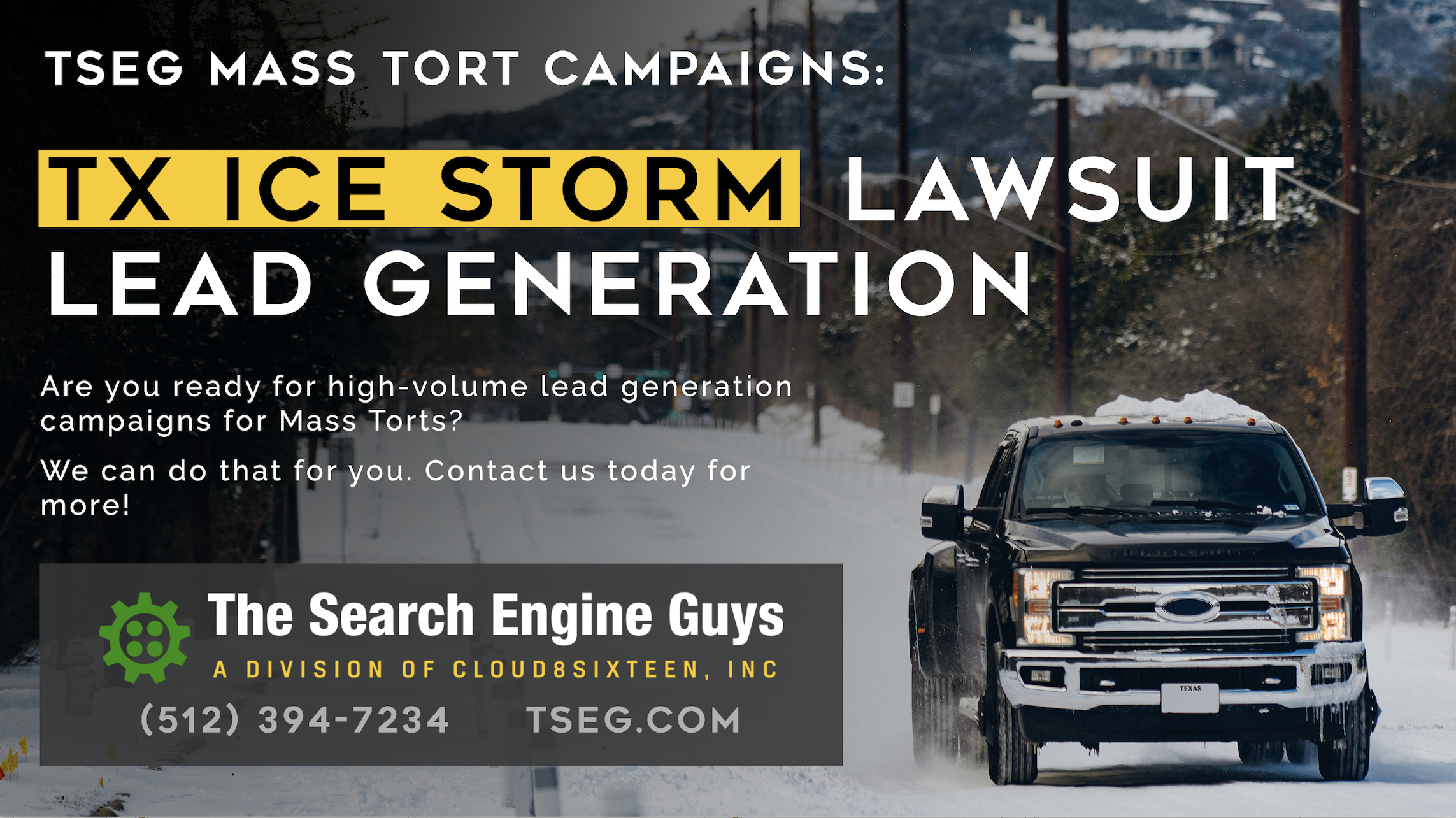 texas ice storm lawsuits