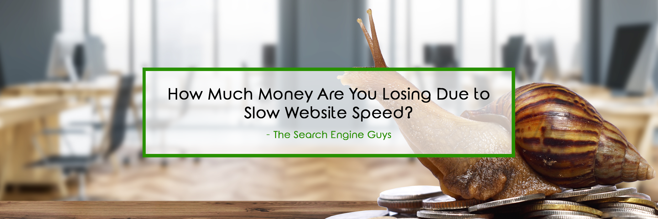 How much money are you losing due to slow website speed?